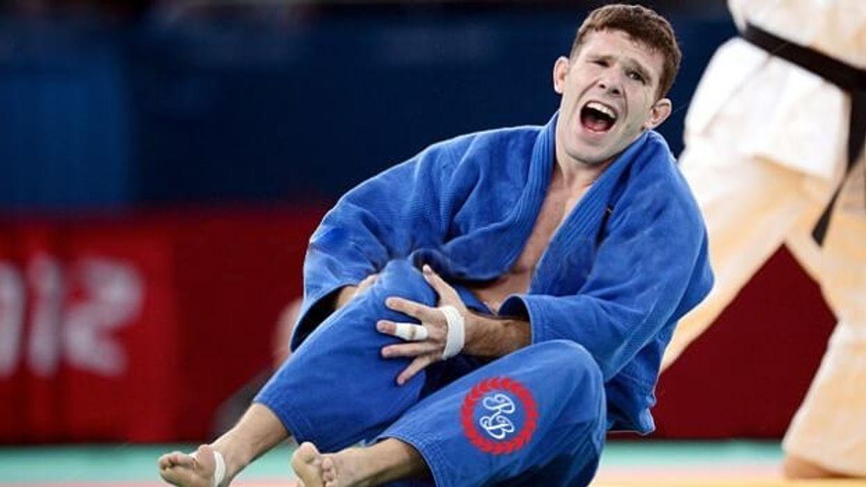 Jiu Jitsu Injury