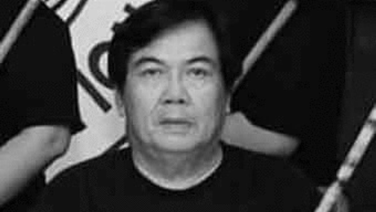 Eskrima Master Dennis Cañete Dead