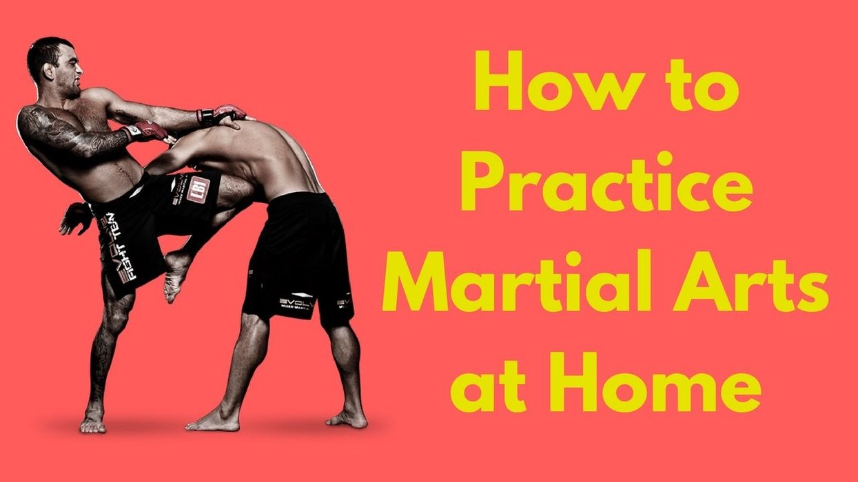 Creating an At-Home Martial Arts Space for Kids
