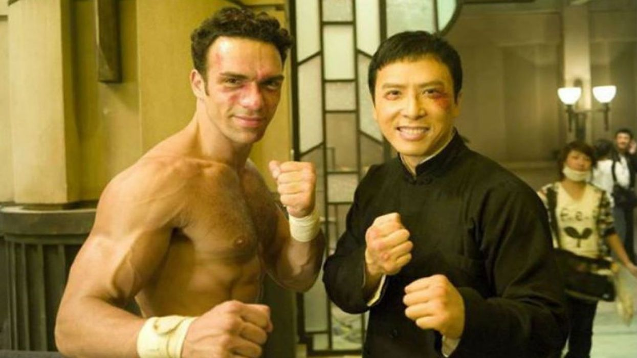 "Tribute to Darren Shahlavi, Co-Star of the ""Kickboxer"" Remake, ""Ip Man 2"" and ""Mortal Kombat: Legacy"""