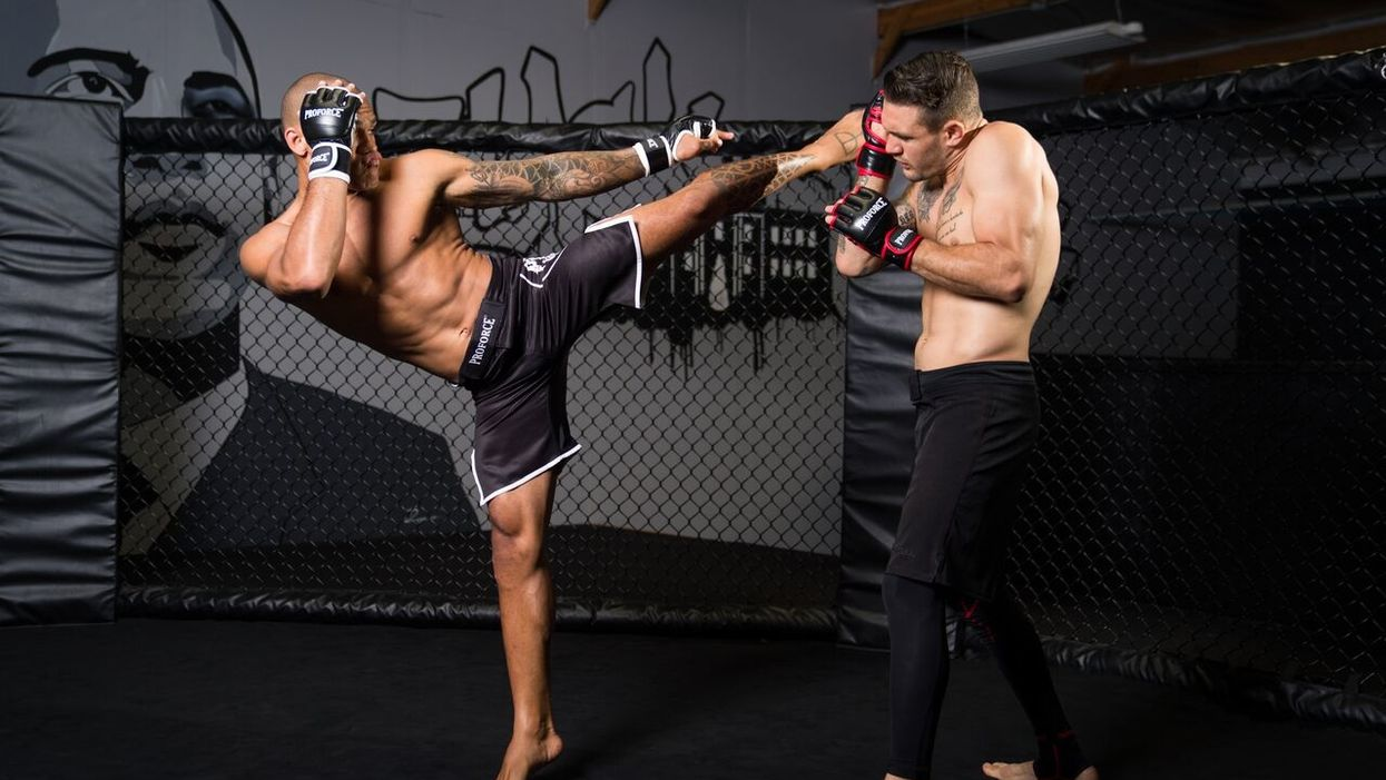 7 Kickboxing Principles That Will Make You a Better Fighter, Part 1