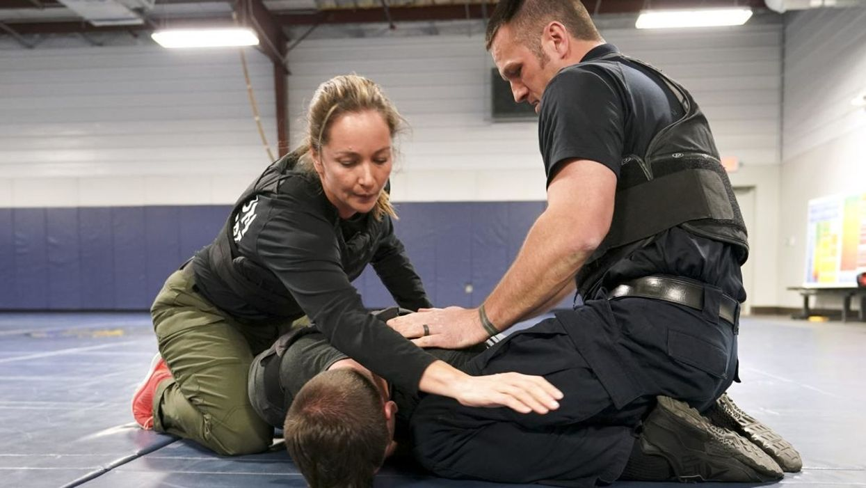 Police and Chokes: Do They Mix?