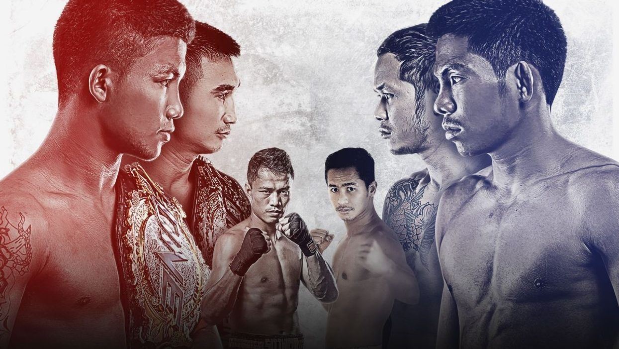 ONE Championship build-up to is first event since beginning of the year!