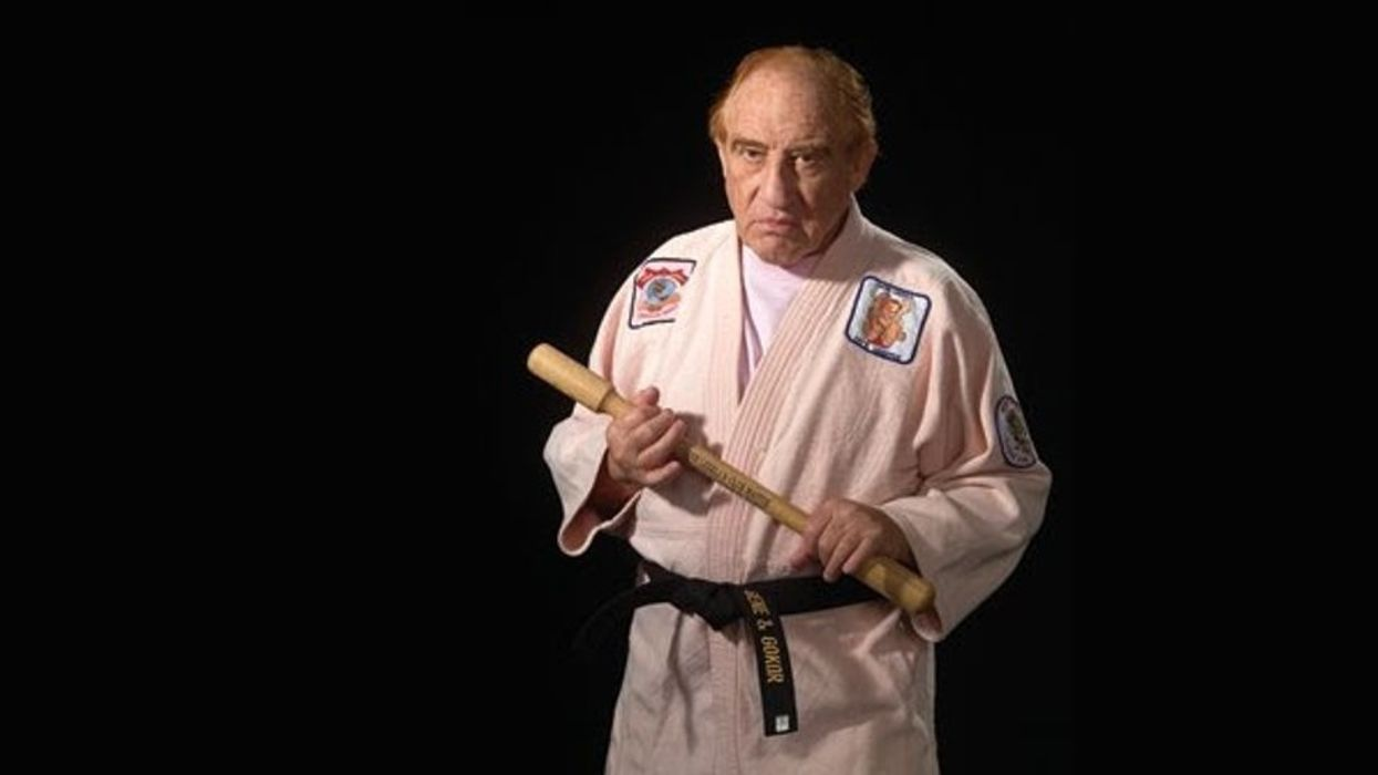 """Judo"" Gene LeBell vs. Boxer Milo Savage: America's First MMA Fight"