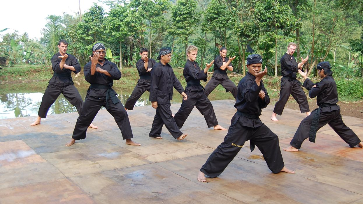 Pentjak Silat's 9 Deadliest Weapons