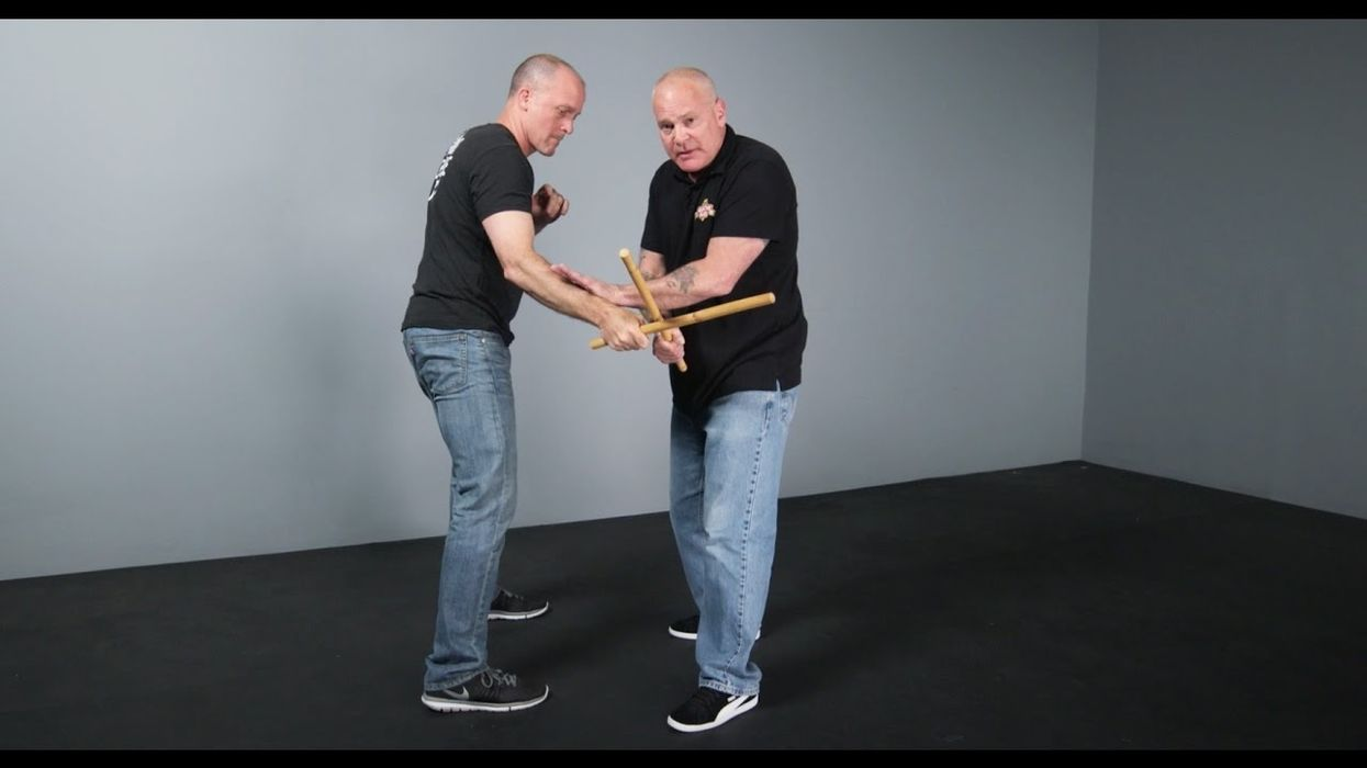 Everything You Need to Know About Combatives, Featuring Kelly McCann
