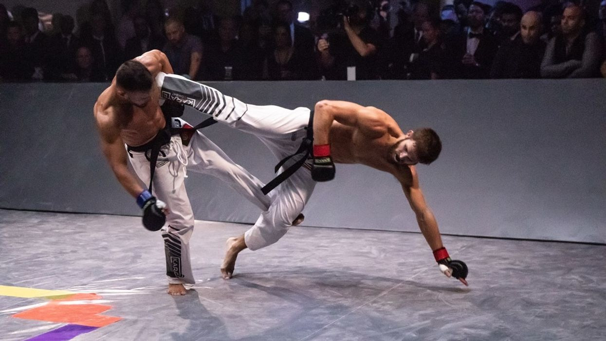 Karate Combat Organization Launches Full-Contact Fighting League