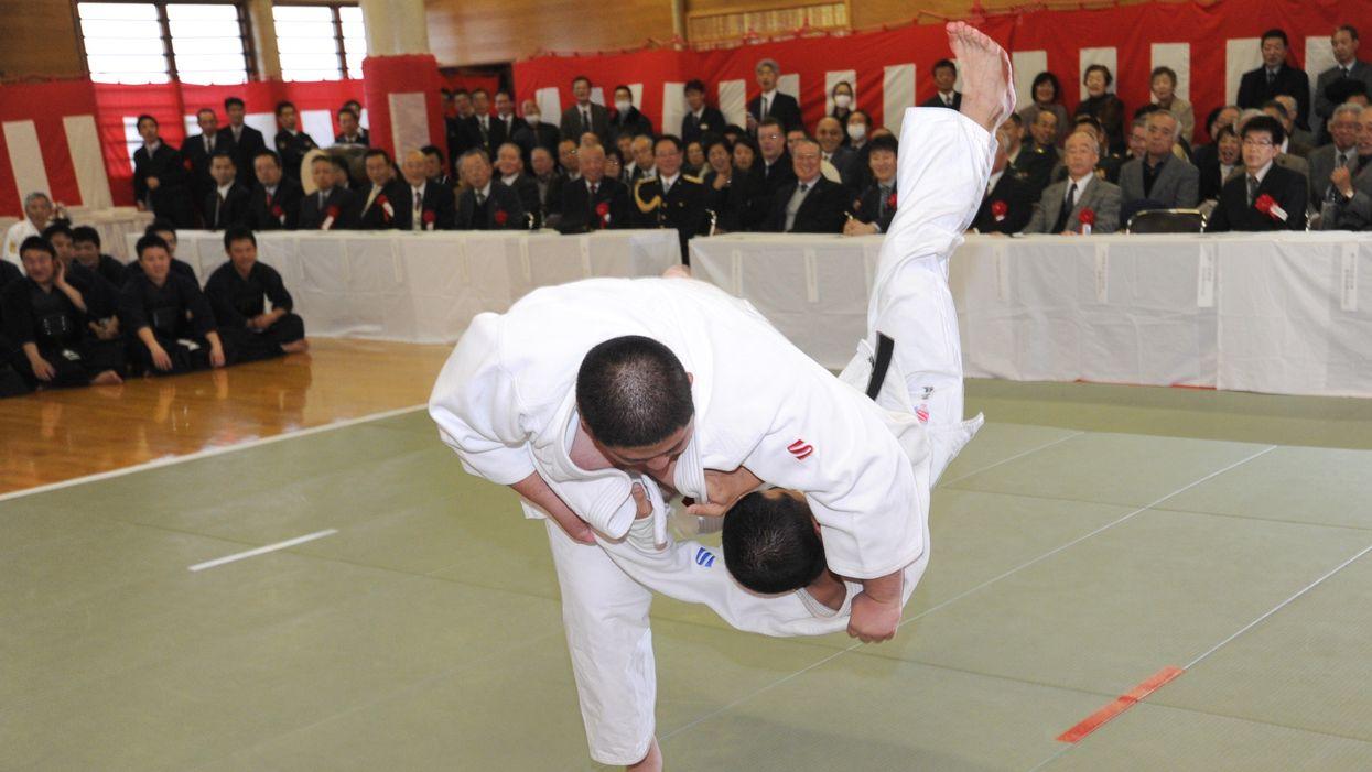 Police Judo
