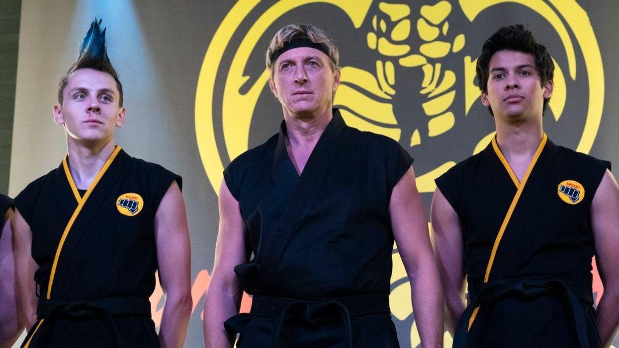 Cobra Kai Karate Kid