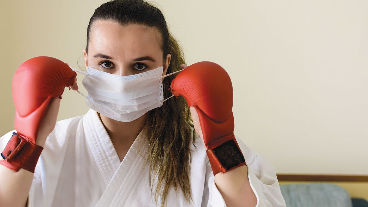 Self-Defense in the  Pandemic