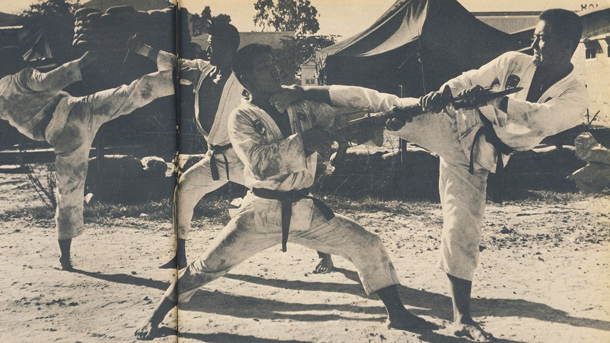 Taekwondo History: The Tiger Division of the South Korean Army, Part 2