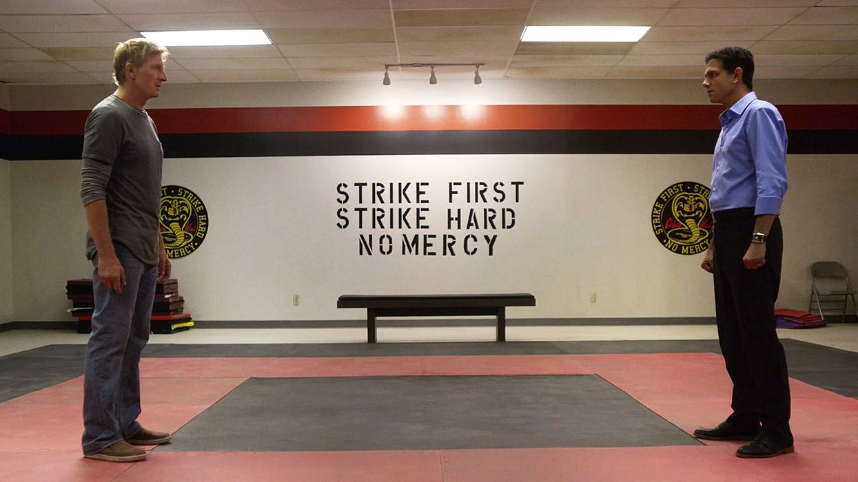 11 Most Memorable Moments From Season 1 of Cobra Kai