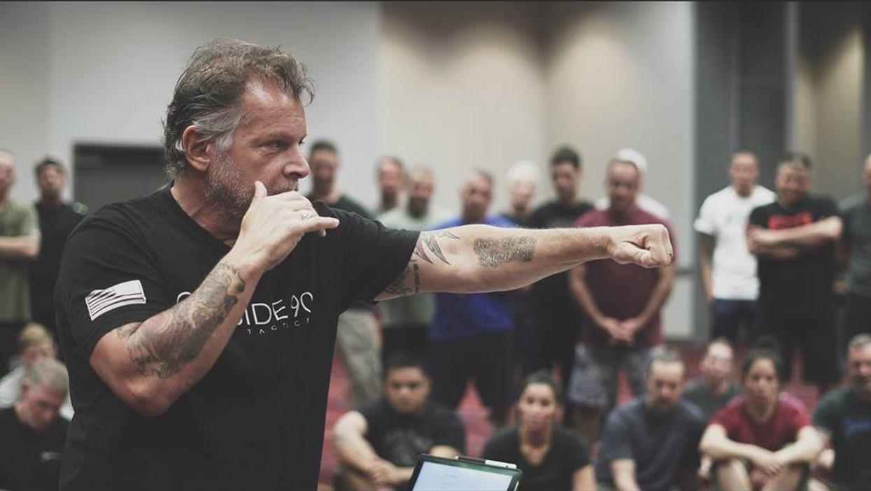 Tony Blauer Self Defense