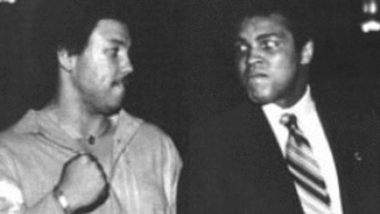 Cliff Steward Muhammad Ali