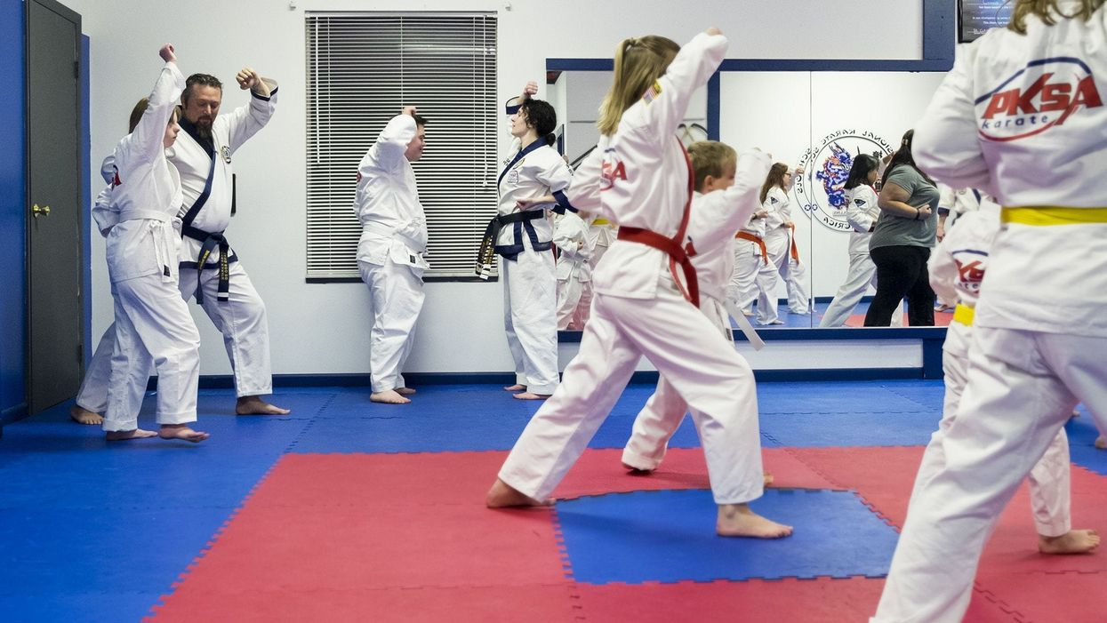 Starting a Martial Arts Program for Individuals with Down Syndrome