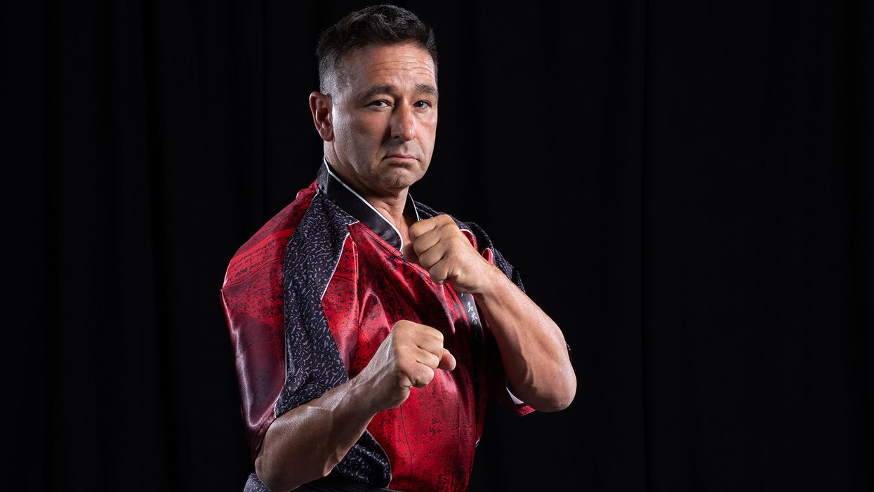Olympic Taekwondo Gold-Medalist Herb Perez on How to Be a Martial Arts Champion