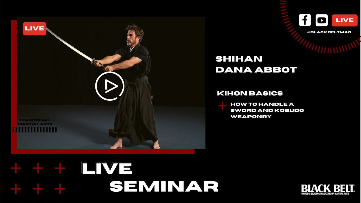 Live Sword Seminar with Dana Abbott