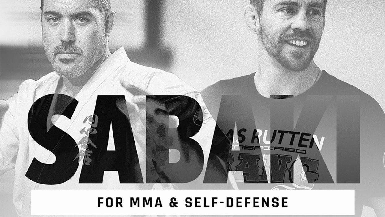 Live Sabaki for MMA Seminar with Mike Ninomiya