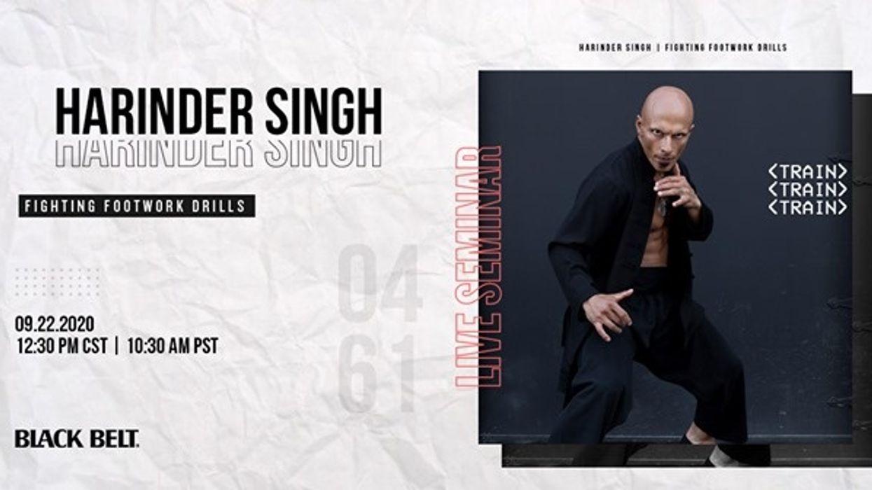 Live Jeet Kune Do Seminar with Harinder Singh