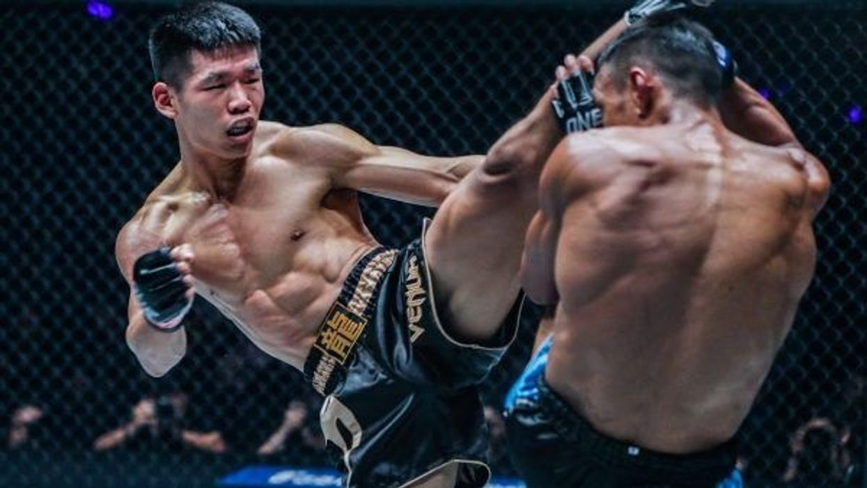 One Championship Muay Thai Boy