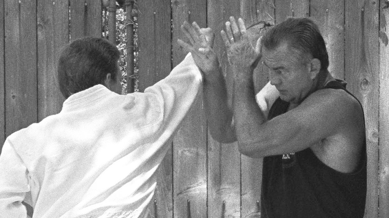 Larry Hartsell on Jeet Kune Do, Grappling and Open-Mindedness (Part 2)