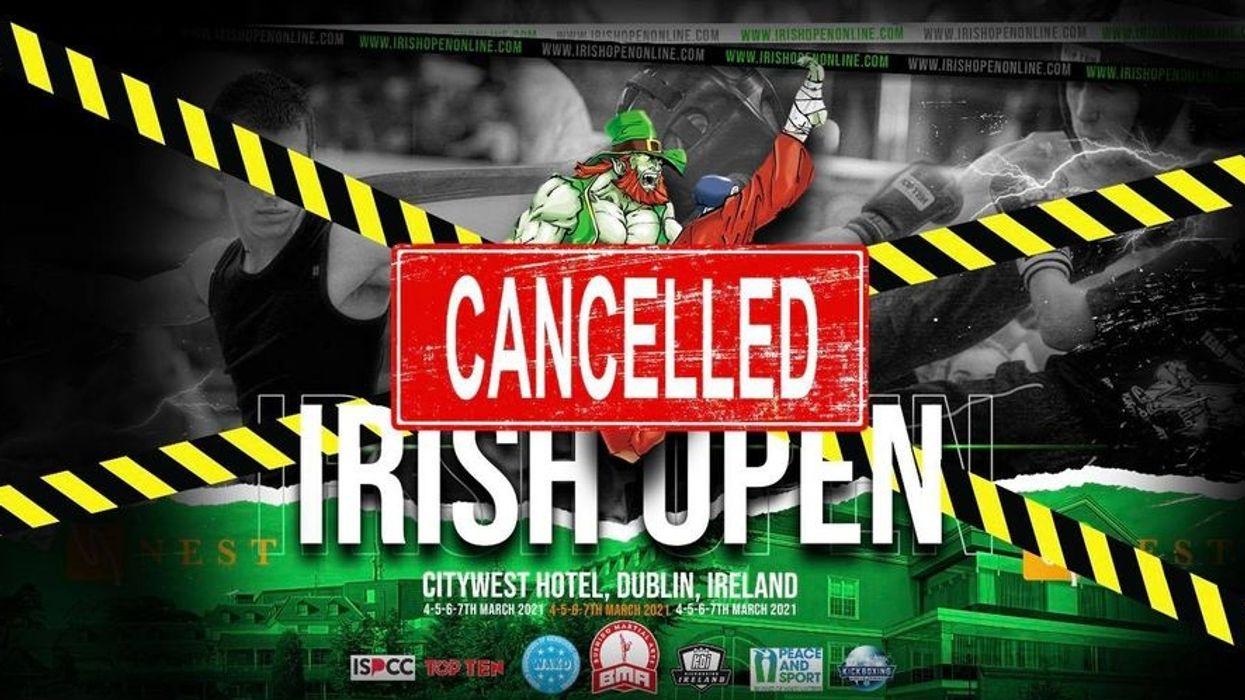 Irish Open 2021