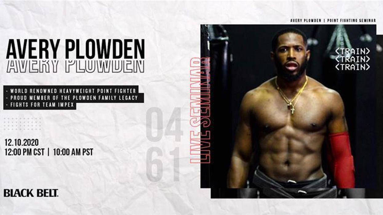 Avery Plowden