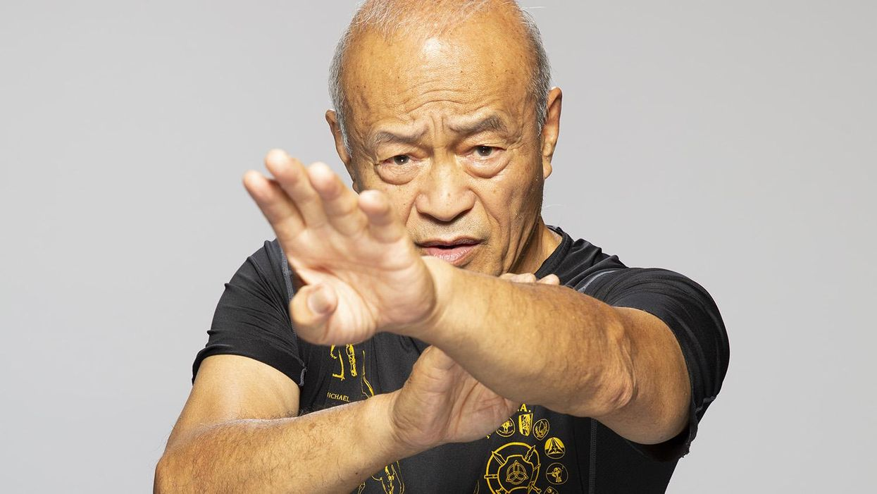 Dan Inosanto on Staying Active and Effective in Your Golden Years, Part 1