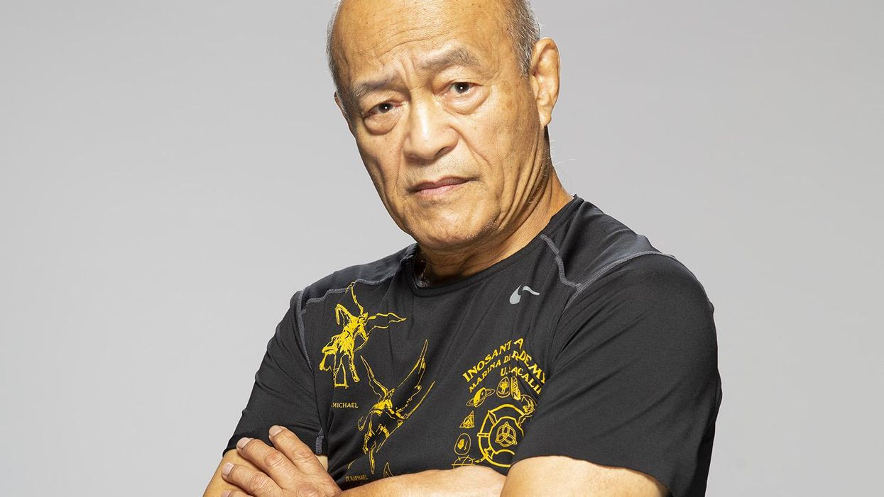 Dan Inosanto on Staying Active and Effective in Your Golden Years, Part 2