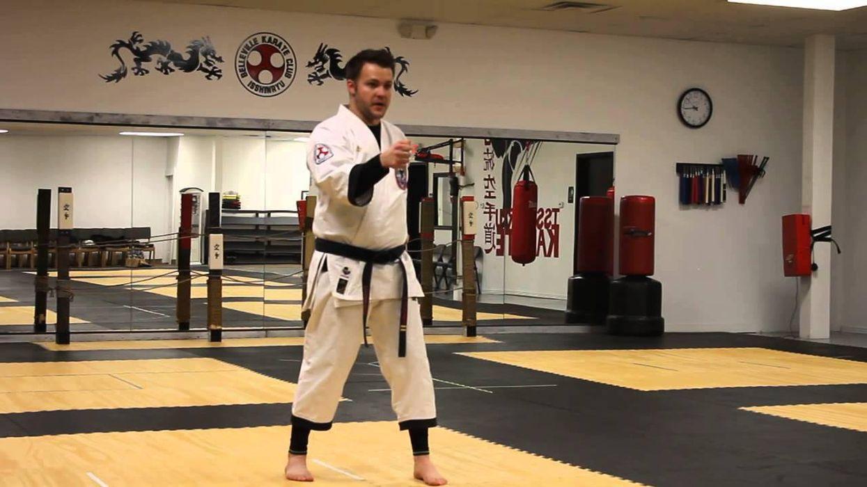 Rebel Isshin-Ryu Karate: Isshin Kempo's Controversial Kata Concept