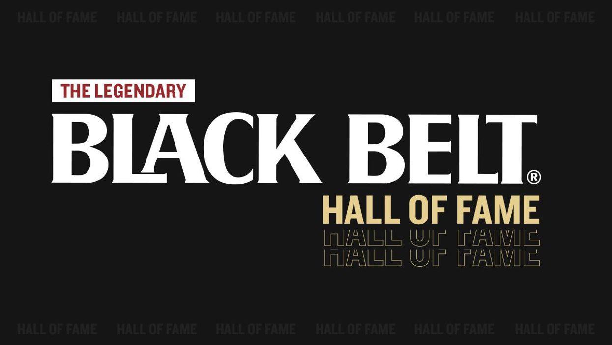 Black Belt Hall of Fame