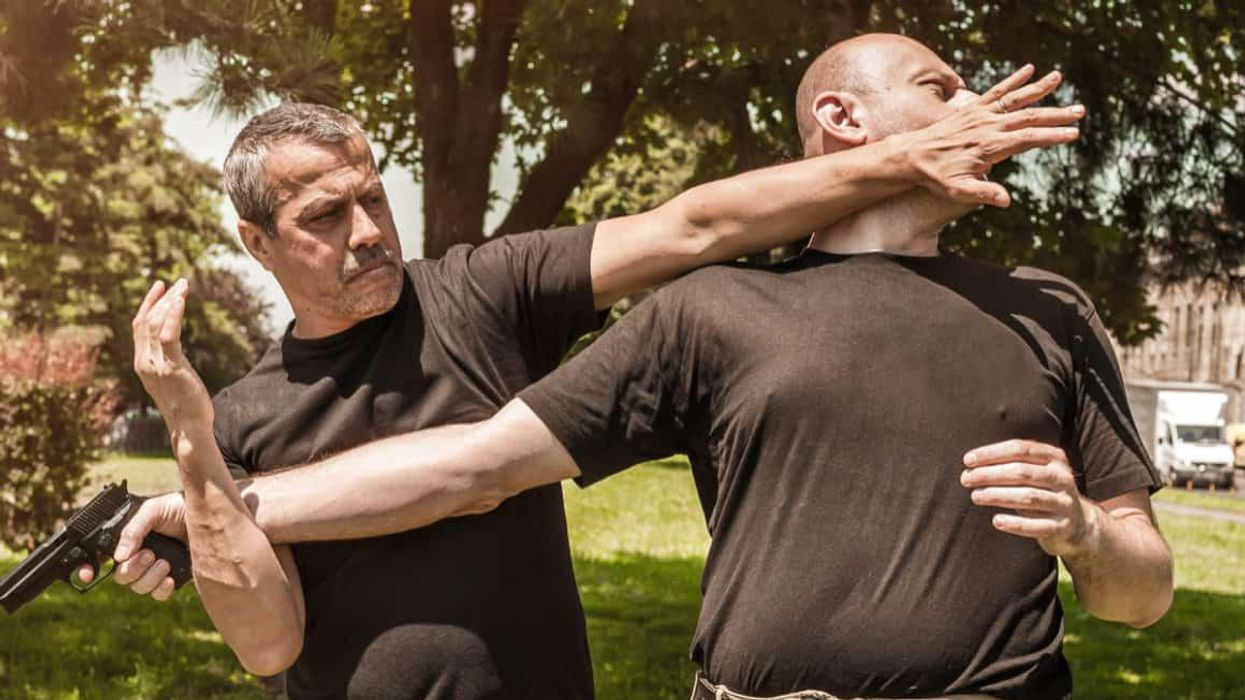 Combatives Self Defense