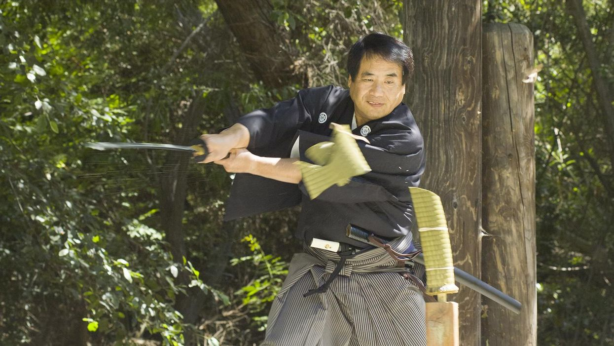 The Sword Mystique: Why Martial Artists Love Them!