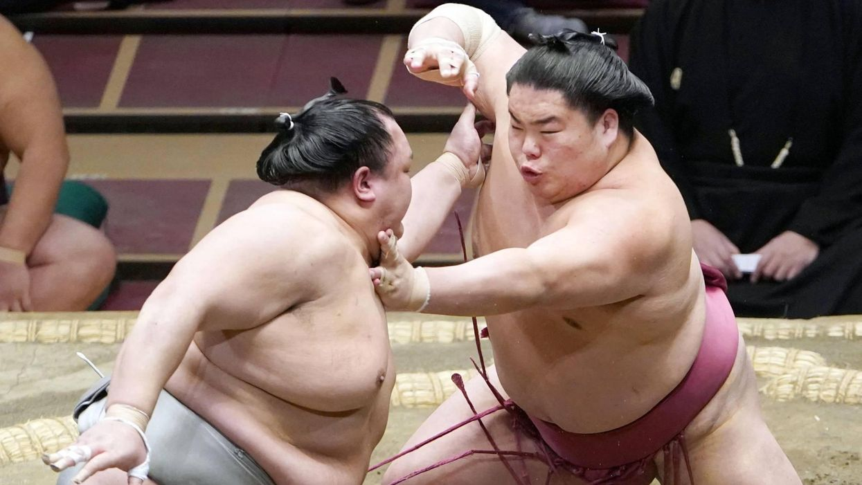 Daieisho Sumo