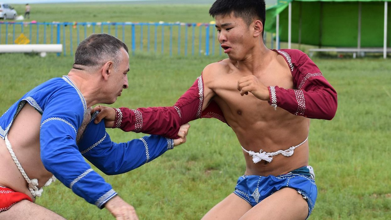 Wrestling With the Descendants of Genghis Khan: Bonus Content!