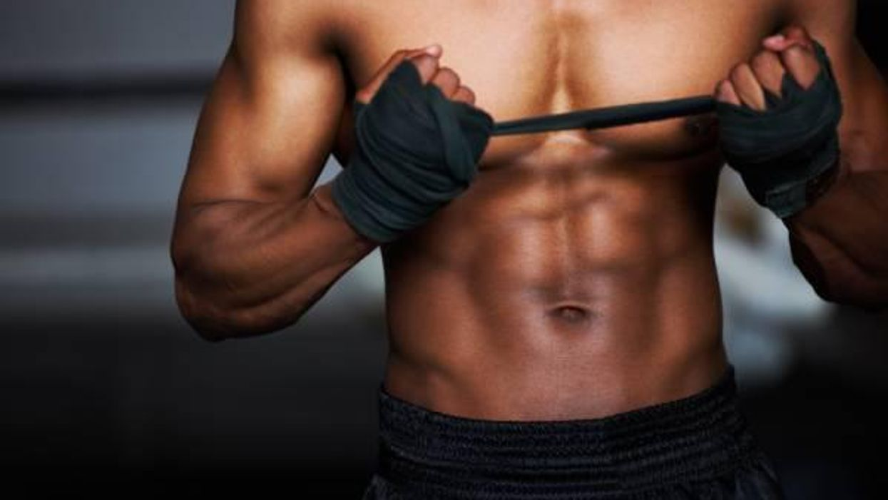Muscles Martial Arts