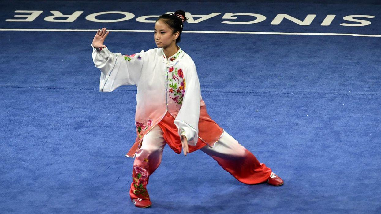 Wushu World Games