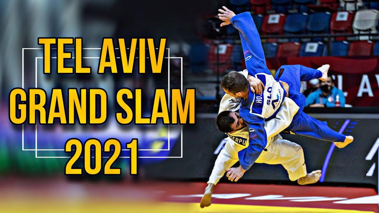 Judo Grand Slam Tel Aviv