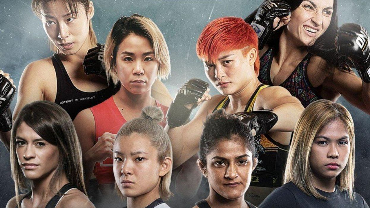 ONE Atomweight Division