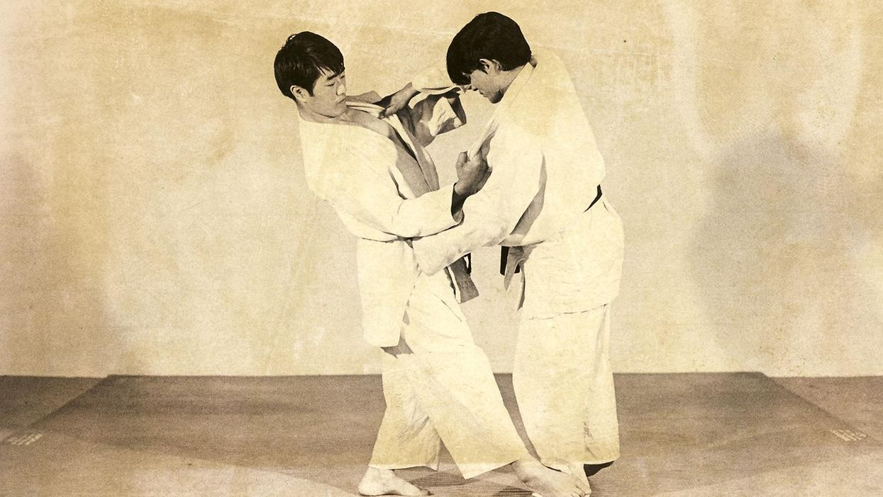 Early Days of Judo in America
