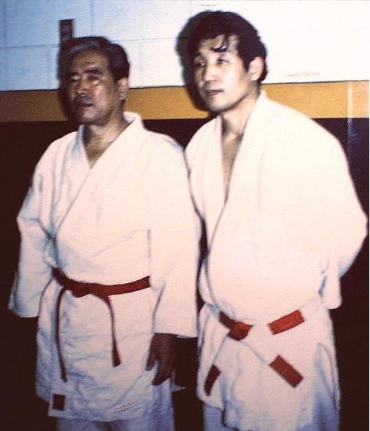 Kyu Ha Kim Suk Sensei