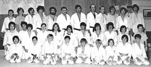Kim's Judo School