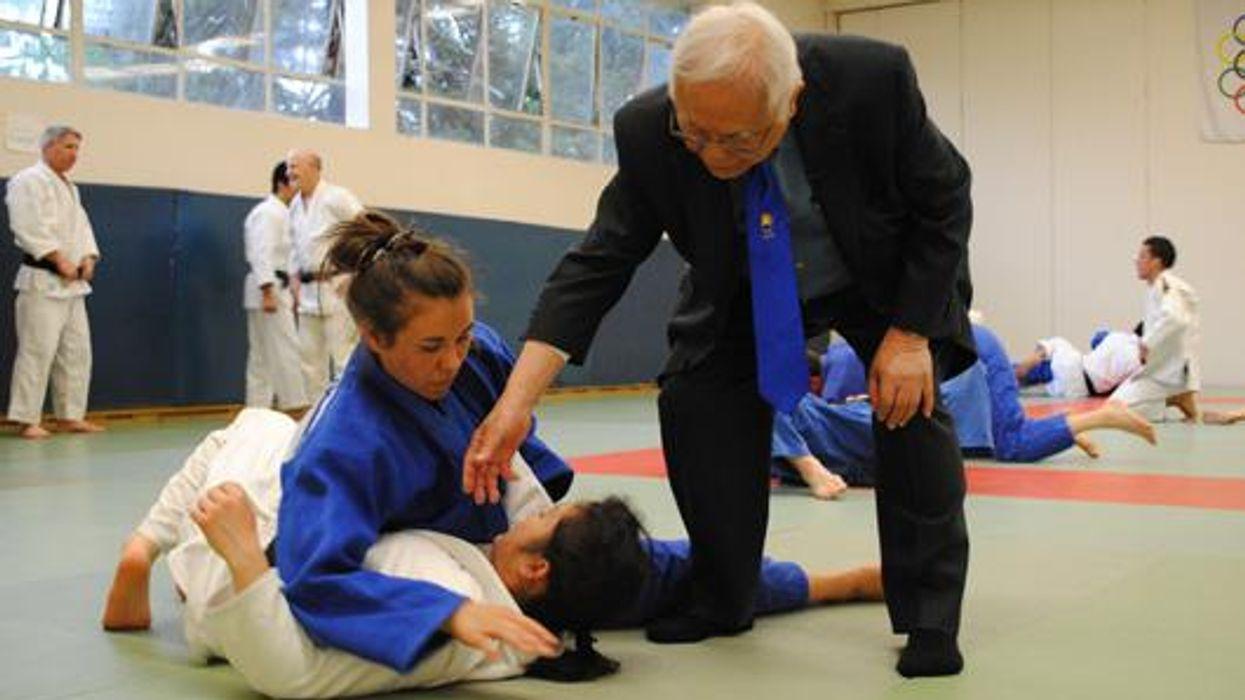 San Jose State Judo
