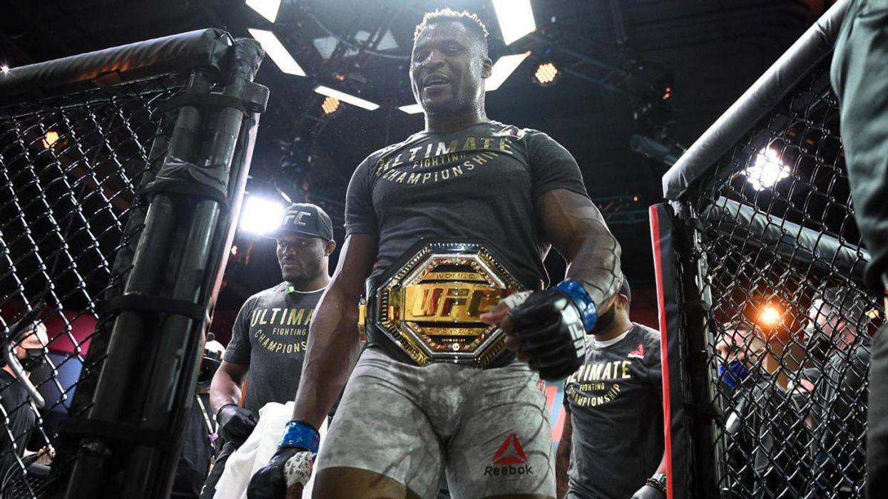 UFC 260: Ngannou Dethrones Miocic, Eyes Jon Jones