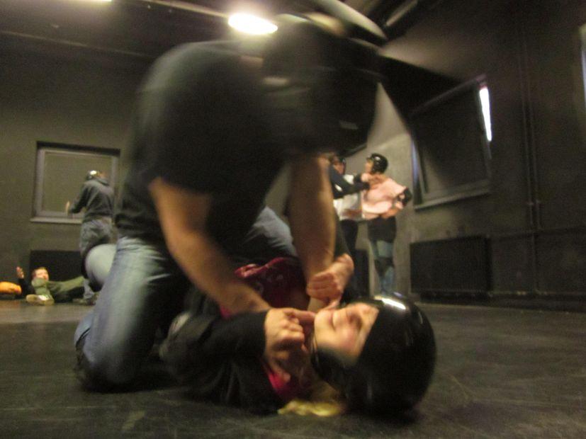 Choke Defense