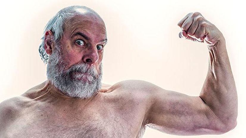 Strong Old Man