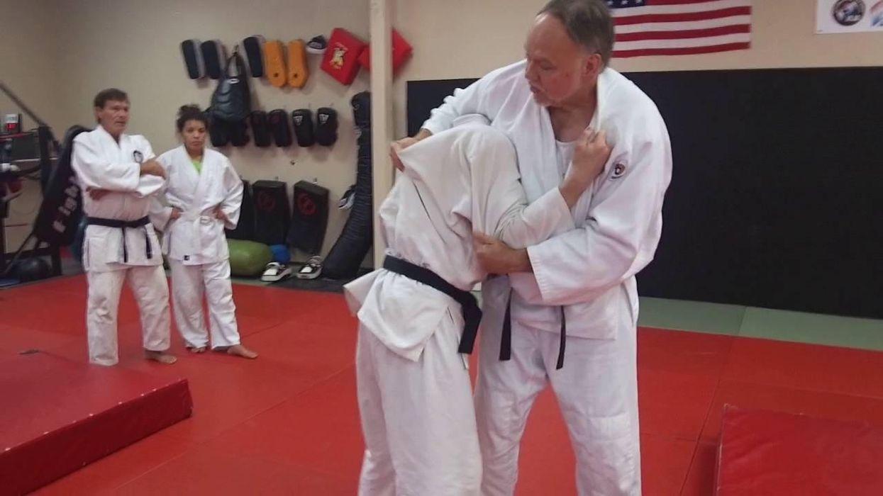 Steve Scott Judo