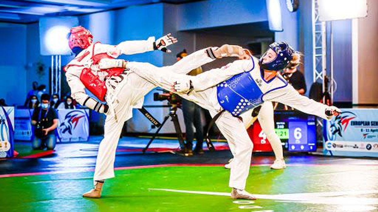 European tkd championships