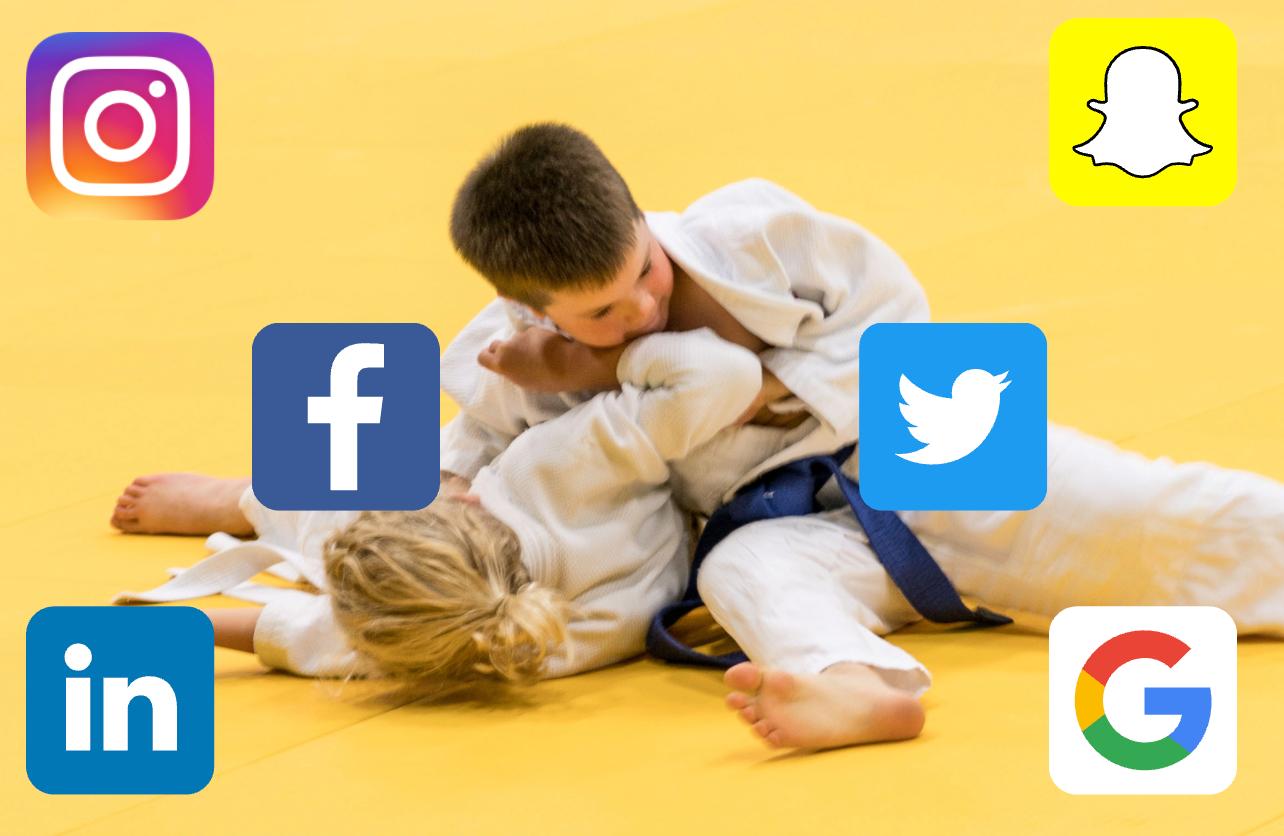 Social Media Martial Arts