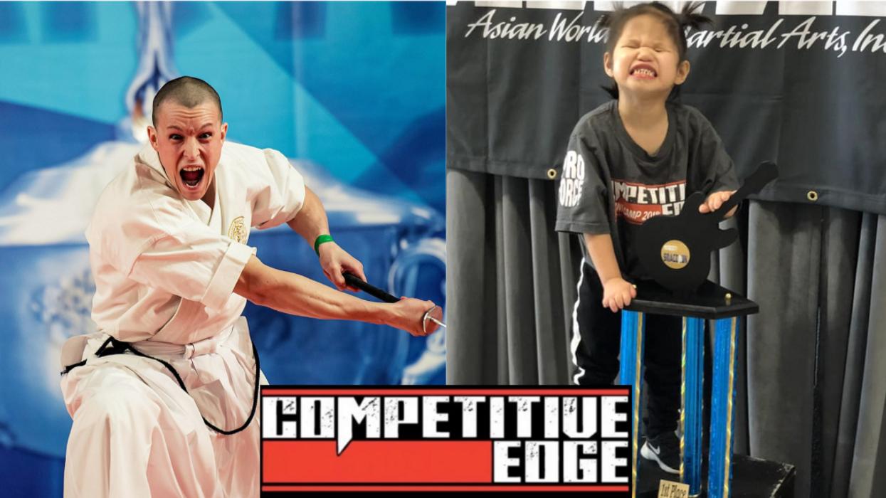 Team Competitive Edge Karate